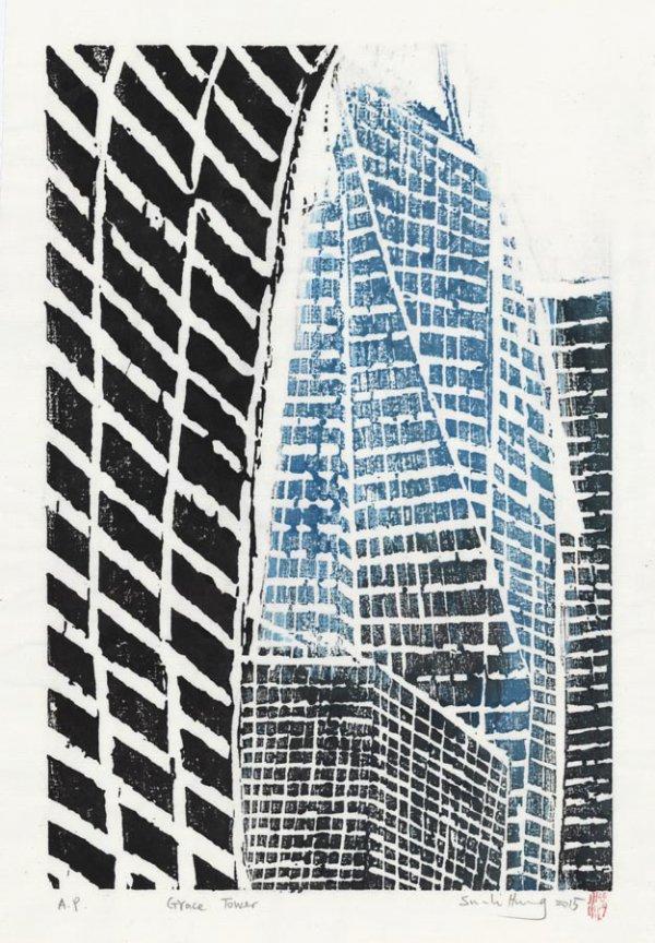 Grace Tower by Su Li Hung