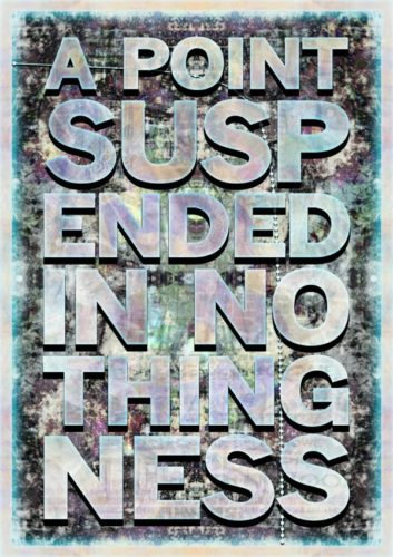 A Point Suspended In Nothingness by Titchner Mark