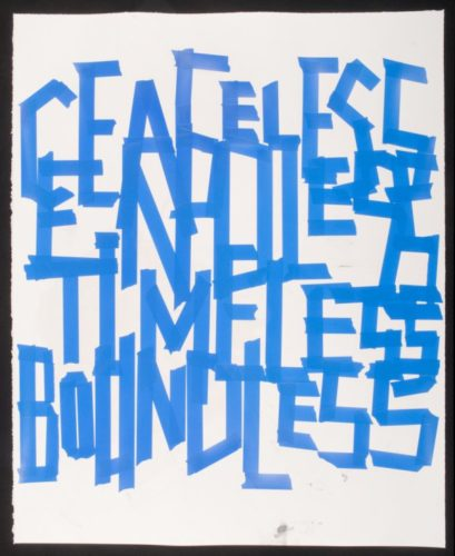 Ceaseless, Endless, Timeless, Boundless by Todd Norsten