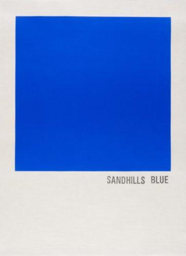 Sandhills Blue by Todd Norsten at