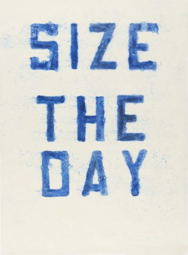 Size The Day #1 by Todd Norsten at