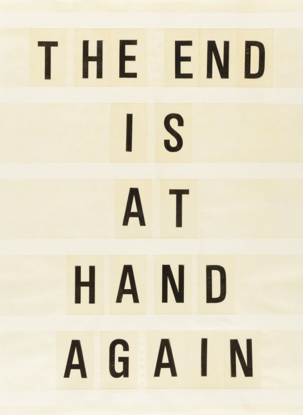 The End Is At Hand Again #2 by Todd Norsten