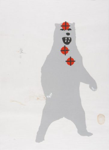 Untitled (targets #5) by Todd Norsten at