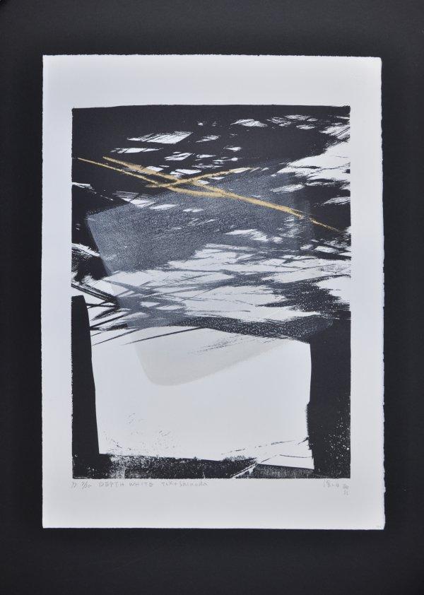 Depth  White by Toko Shinoda