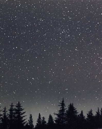 A Night View by Tokuro Sakamoto at