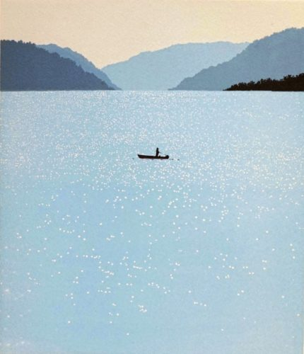 Mountain And Water by Tokuro Sakamoto at