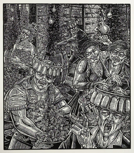 Kohler City Revisited by Tom Huck