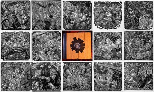 The Hillbilly Kama Sutra by Tom Huck