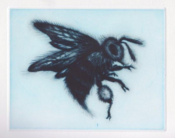 Bee by Tomoko Konoike at