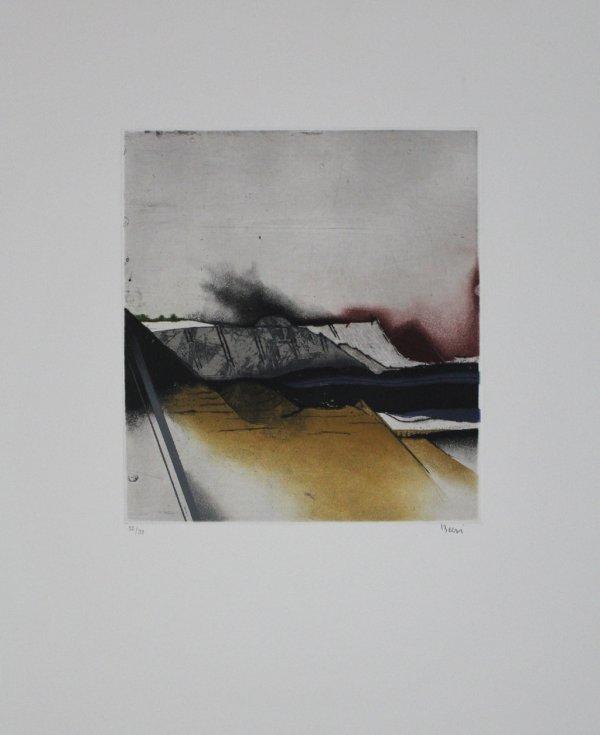Küste by Tuvia Beeri