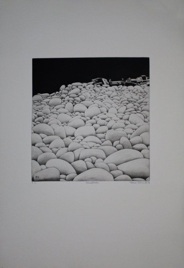 Steinblüten by Verena Vernunft