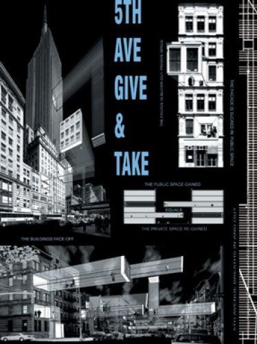 5th Ave Give & Take by Vito Acconci
