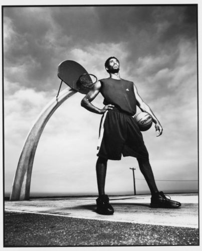 Kobe Bryant by Walter Iooss