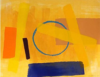 Sunghrie Ii by Wilhelmina Barns-Graham