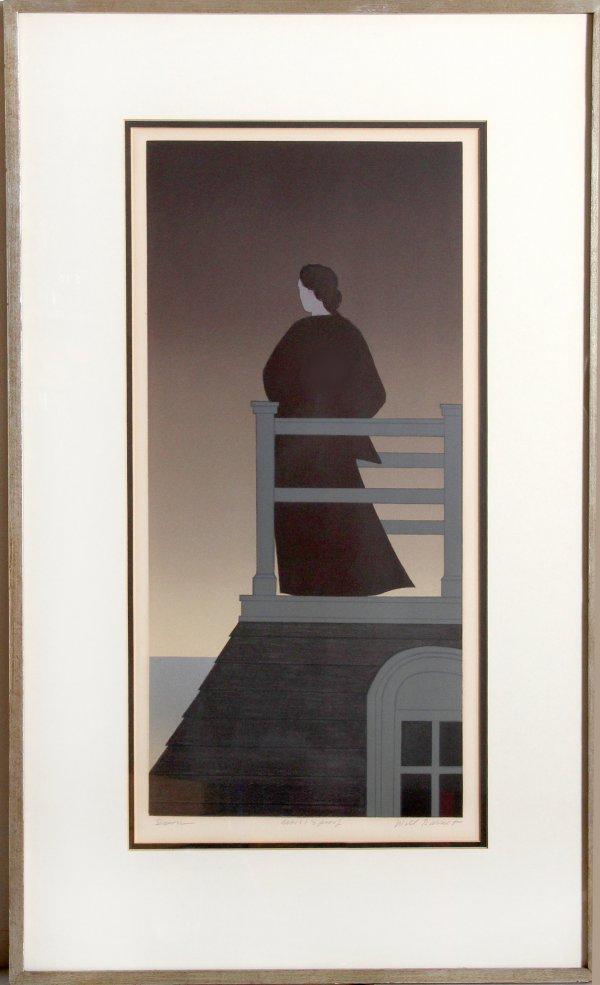 Dawn by Will Barnet