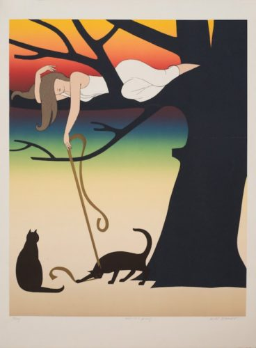 Play by Will Barnet at