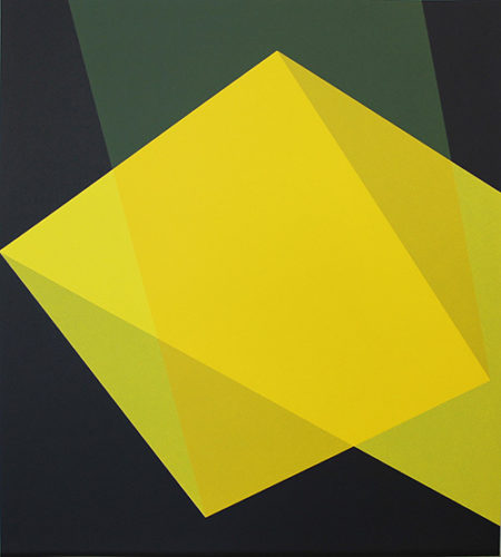 Quartet, Yellow by Willard Boepple