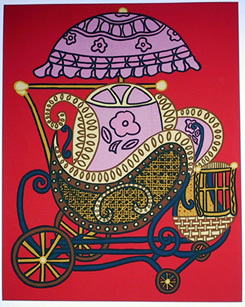 Baby Buggy by William Copley