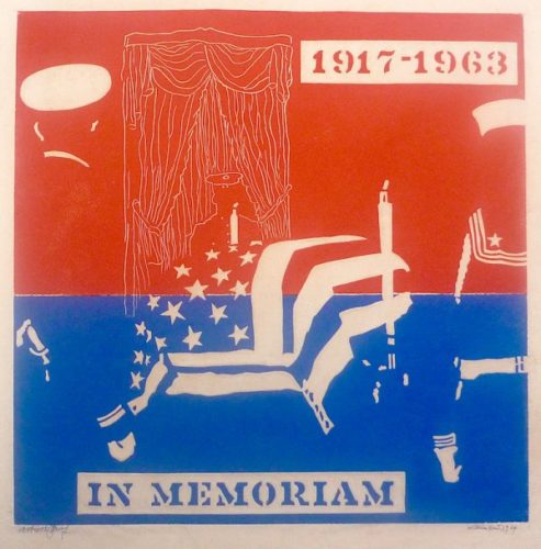 In Memorium 1917-1963 by William Kent at Marc Chabot Fine Arts