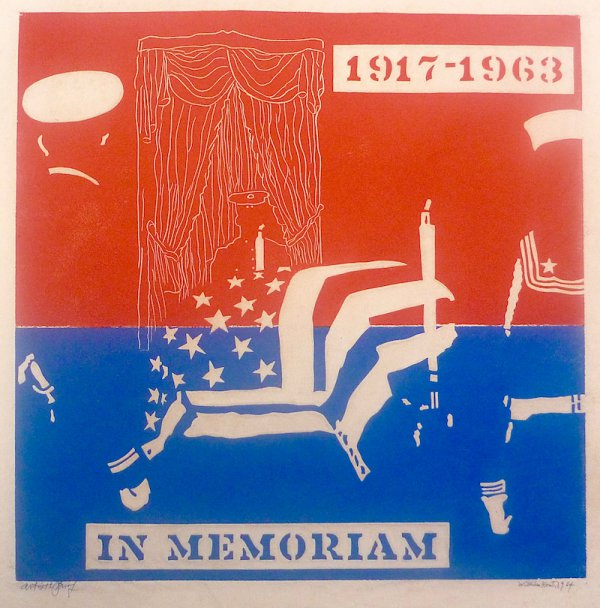 In Memorium 1917-1963 by William Kent
