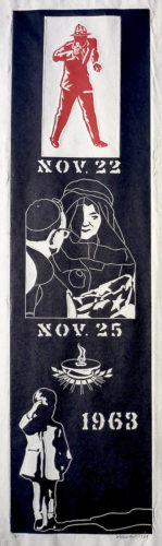 Nov. 22 1963 by William Kent at Marc Chabot Fine Arts