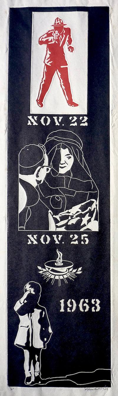 Nov. 22 1963 by William Kent