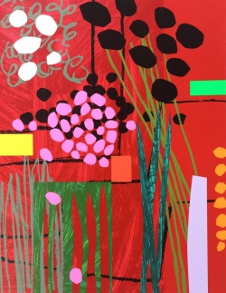 The Healing Garden by Bruce McLean