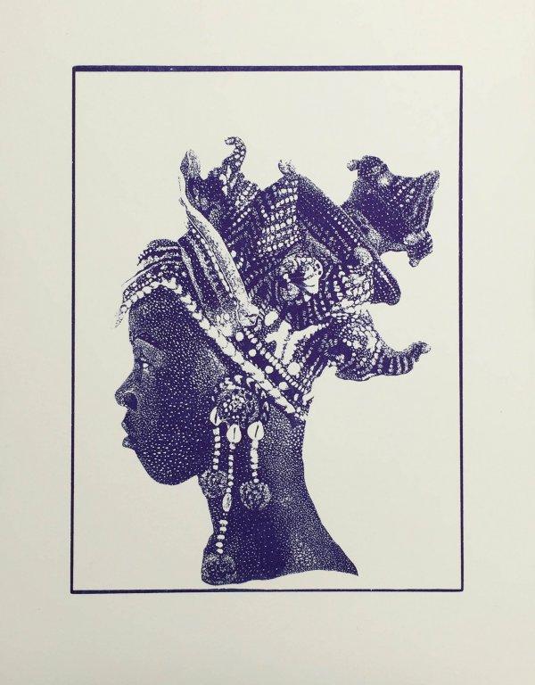 Urban Mystic #2 by Xenobia Bailey