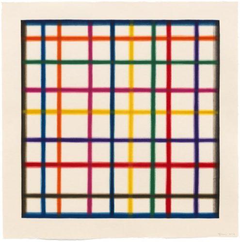 10 Vertical/9 Horizontal by Yasu Shibata at