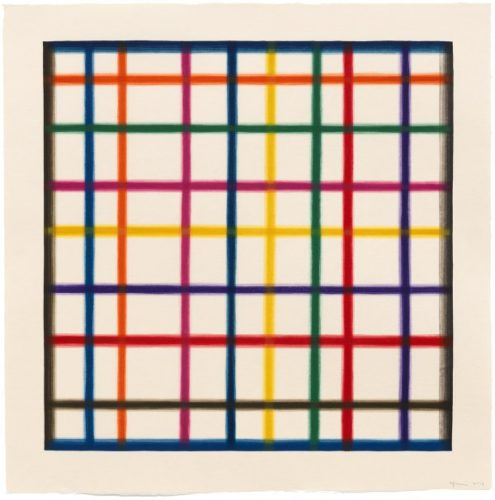 10 Vertical/9 Horizontal by Yasu Shibata