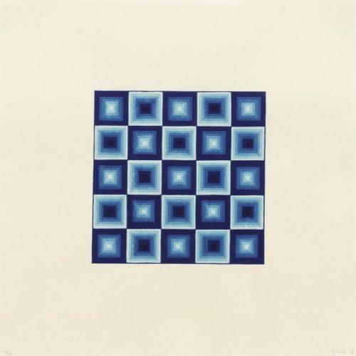 Depth Of Milori Blue by Yasu Shibata at