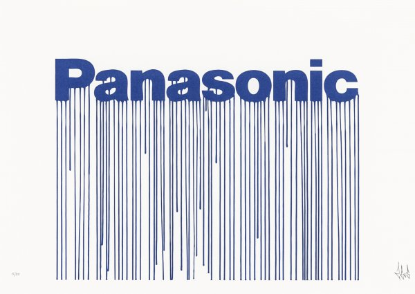 Liquidated Panasonic by Zevs