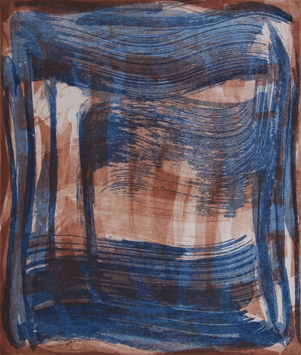 Broad Strokes #10 by Anne Russinof
