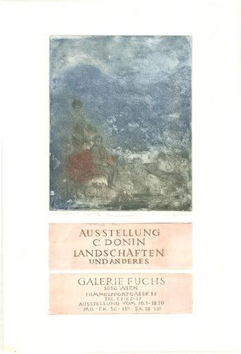 Landschaften Und Anderes by Christoph Donin