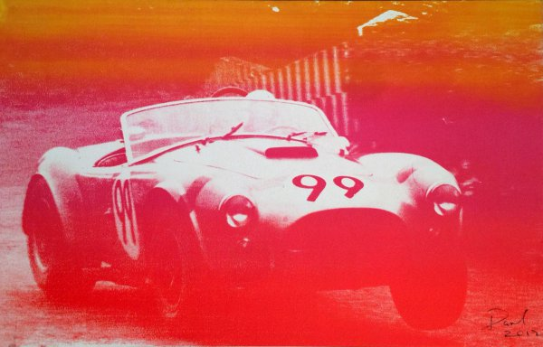 Shelby Cobra 99 by David Lawrence at