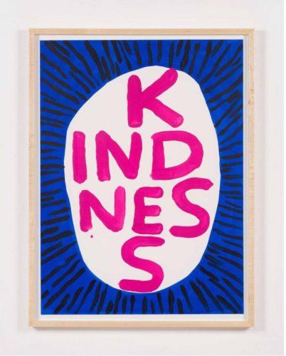 Kindness by David Shrigley