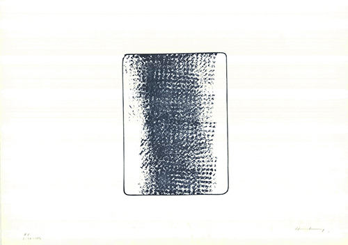 L 1973-24 by Hans Hartung