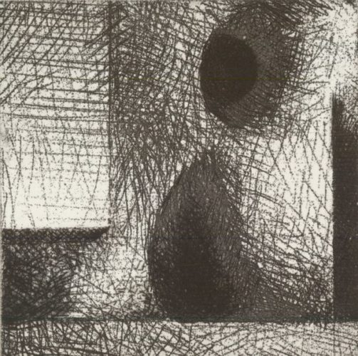 Architecture by Henry Moore at