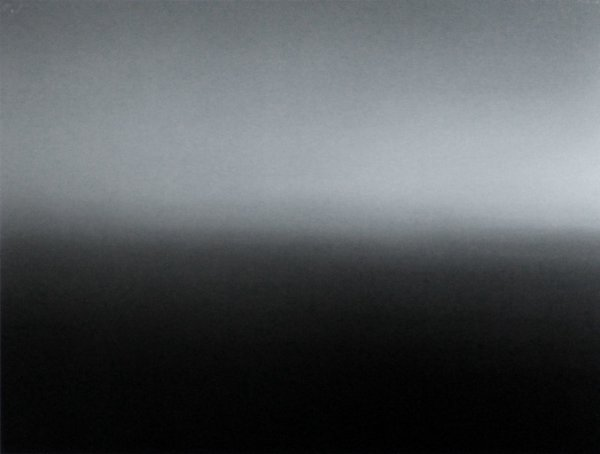 Time Exposed: #324 Mediterranean Sea, 1989 by Hiroshi Sugimoto