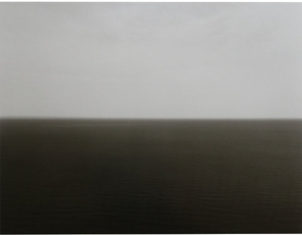 Time Exposed: #333, Arctic Ocean, Nordkapp, 1990 by Hiroshi Sugimoto at