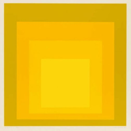 Mma-1 by Josef Albers