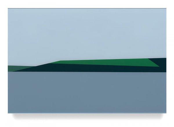 The Sea. 5. by Julian Opie