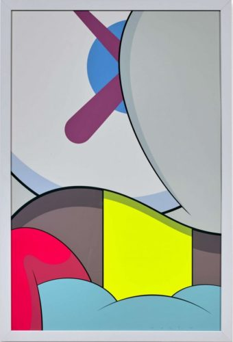 Blame Game #9 by KAWS at