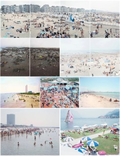 Landscapes With Figures (13) by Massimo Vitali at