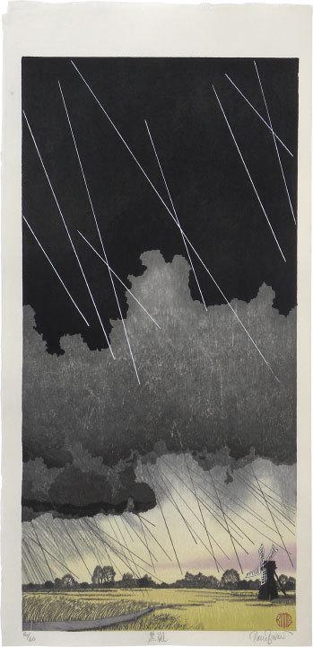 Black Storm by Paul Binnie