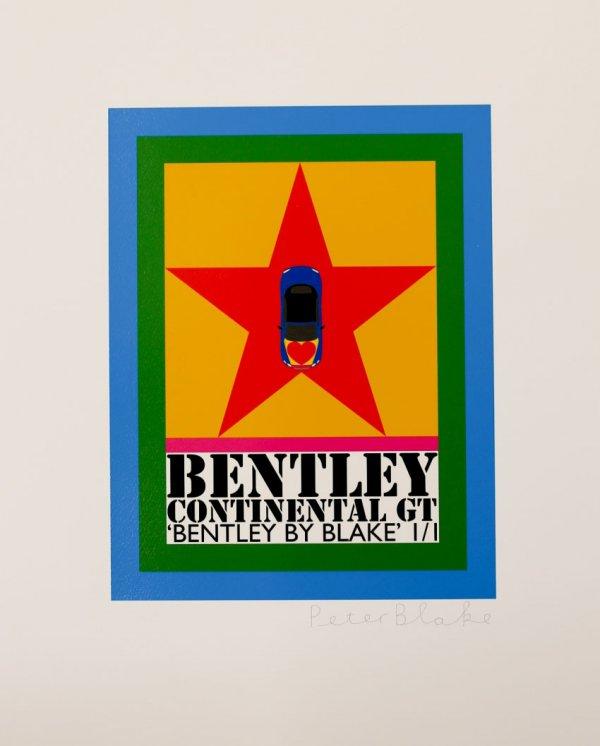 Bentley by Peter Blake