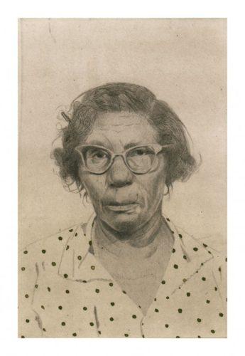 Untitled Portrait 2 by Sarah Ball at Sarah Ball