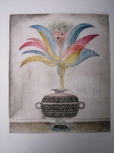 Wunderblume by Alfred Finsterer