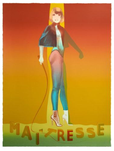 Maitresse I by Allen Jones at Allen Jones