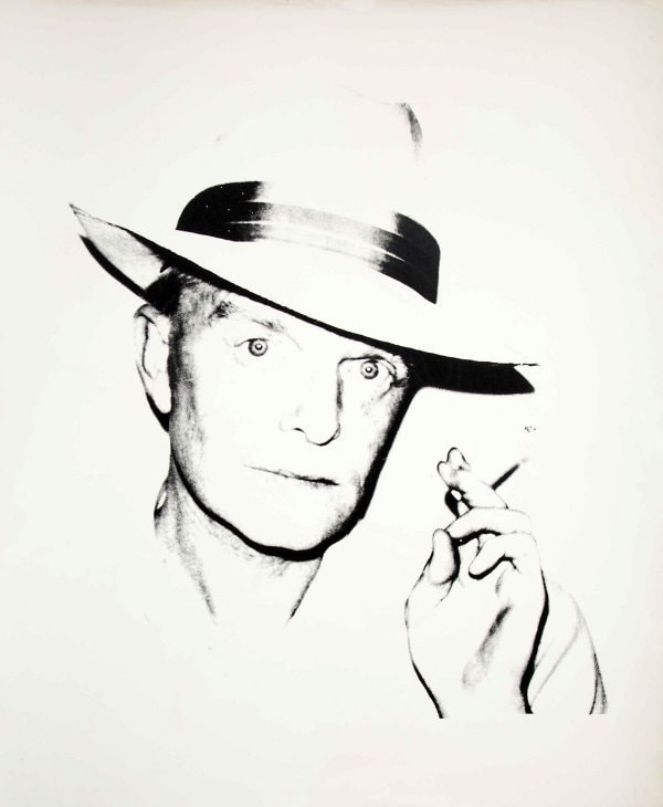 Truman Capote (fs Iiic.46) by Andy Warhol